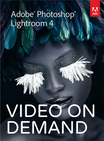 Adobe Lightroom 4 online video tutorials and classes with Hal Schmitt