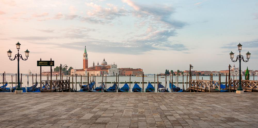 San Giorgio Maggiore at Dawn.