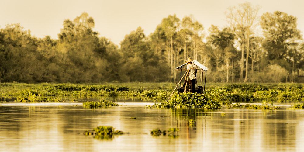 Angkor Gondolier