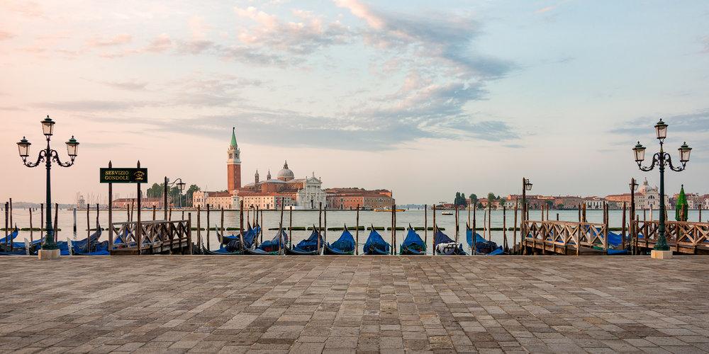 San Giorgio Maggiore at Dawn