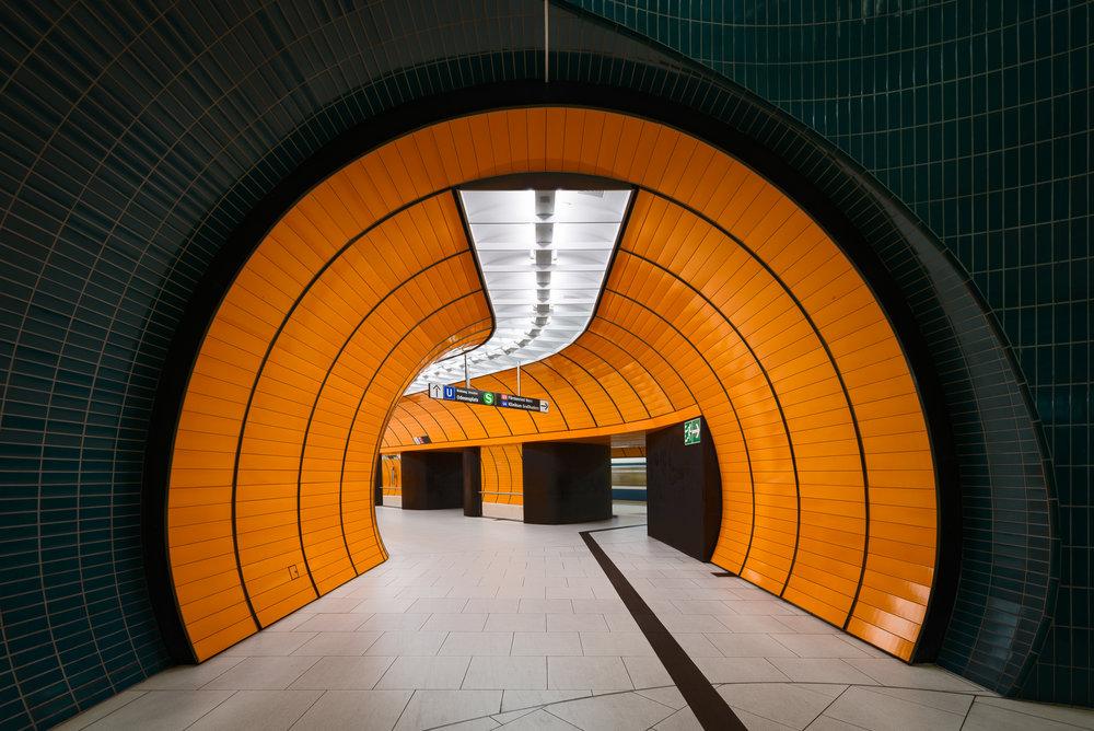Enter the Orange