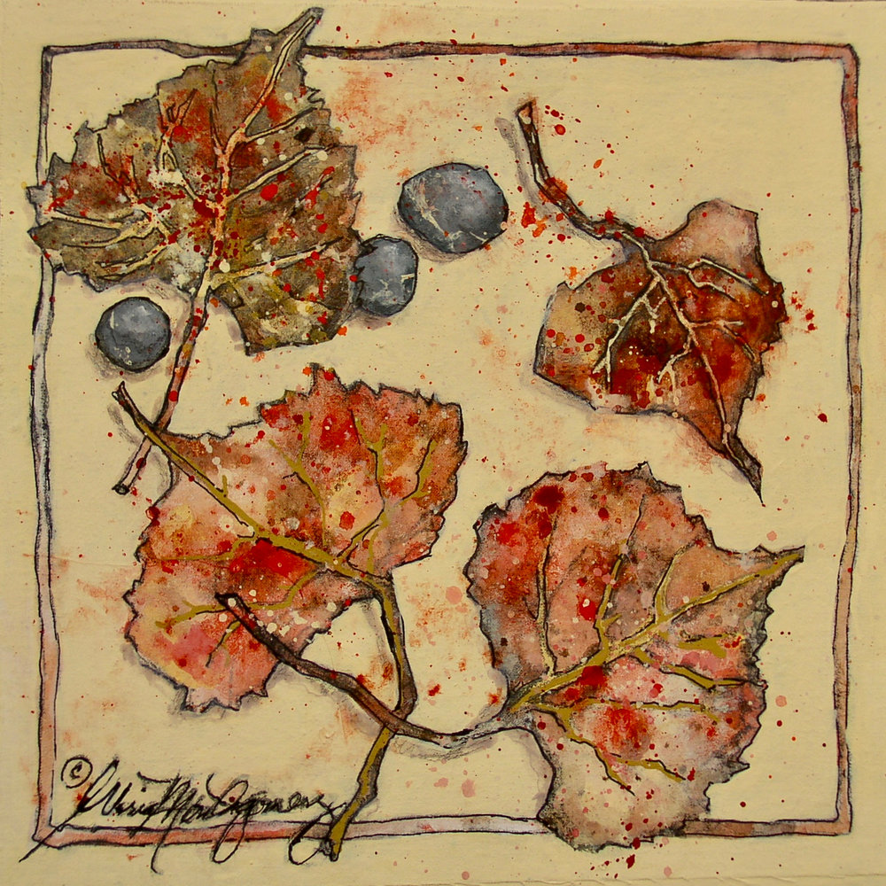 Autumn Leaves  ..........  $200