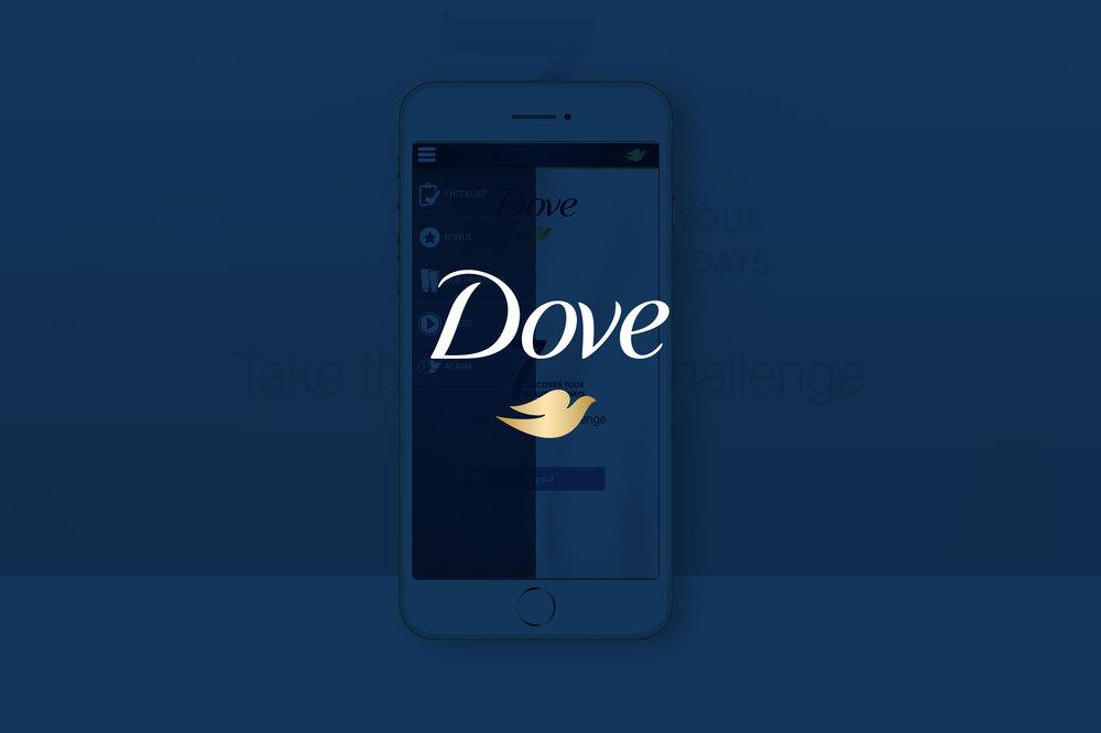 Dove    Mobile App
