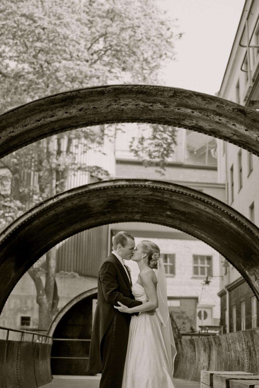 Klassisk bruduppsättning Anca Elmberg KällbergElmberg
