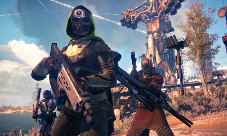 23/09/2014 Destiny: An alien invasion best tackled with friends (also: Dance Central Spotlight, The Sims 4, Hohokum)