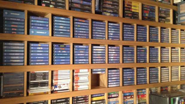 15/10/2014The Man Who Has Every Single Dreamcast Game