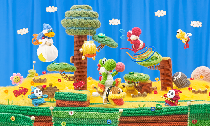 16/07/2015  Yoshi's Woolly World review - an alluring and delightful experience