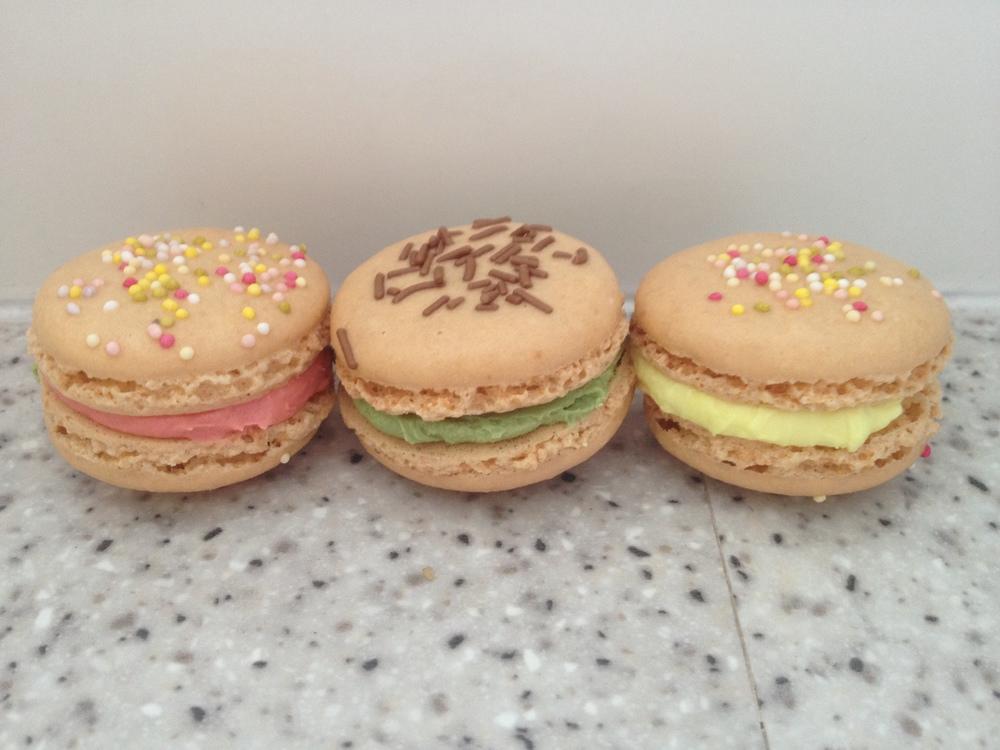 Mini macarons