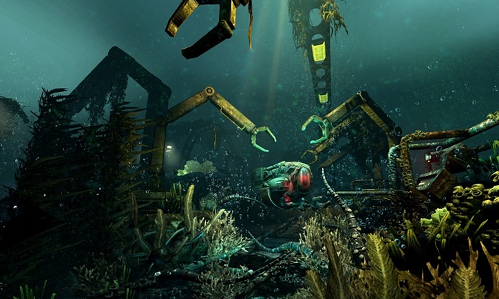 25/08/2015  Soma review - existential horror that stops short of genius