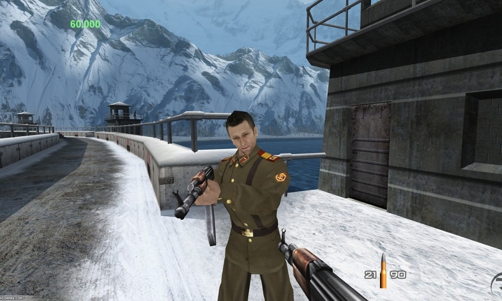 26/10/2015  GoldenEye on N64: Miyamoto wanted to tone down the killing