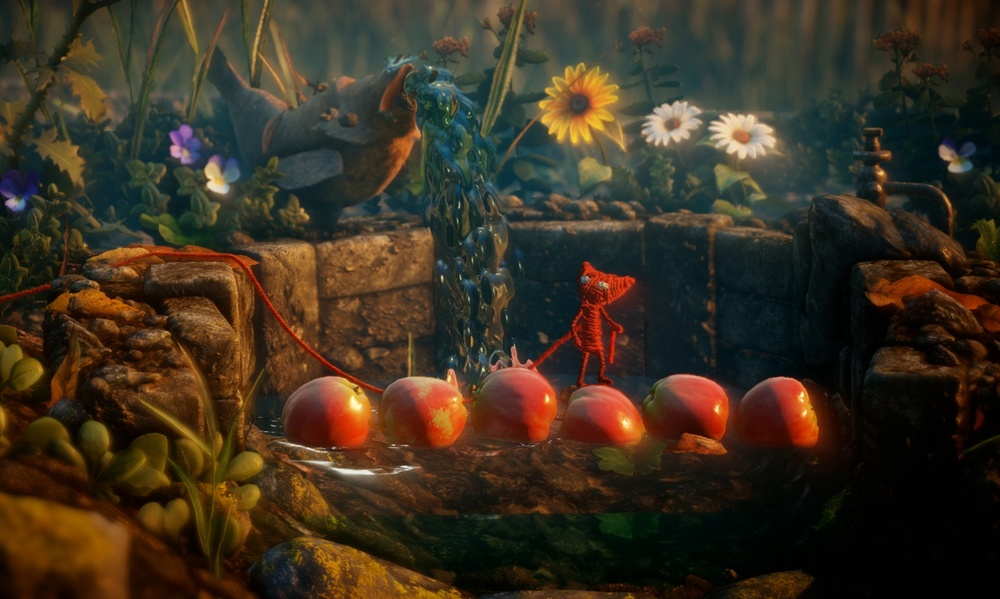 11/02/2016 Unravel review - a brief, beautiful message of love