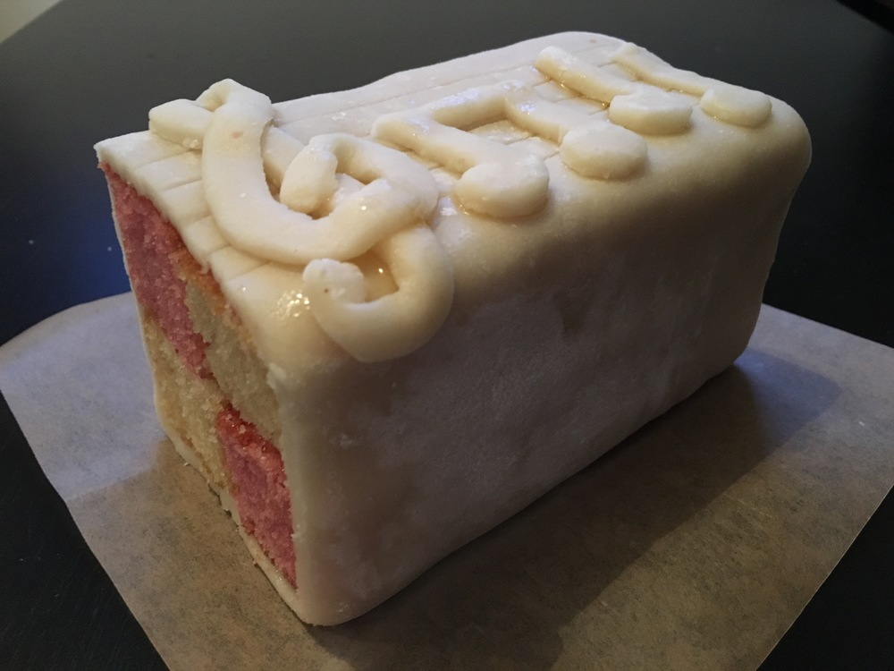 Birthday Battenburg