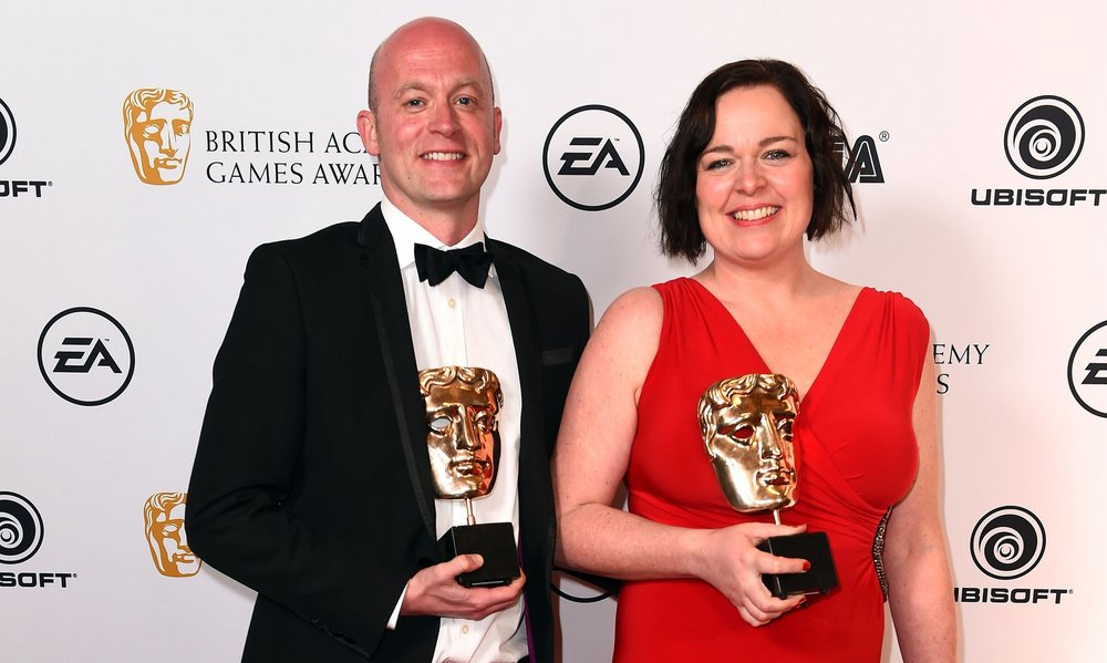 08/04/2016  Bafta Game Awards reactions: 'it was a good night for women in games'