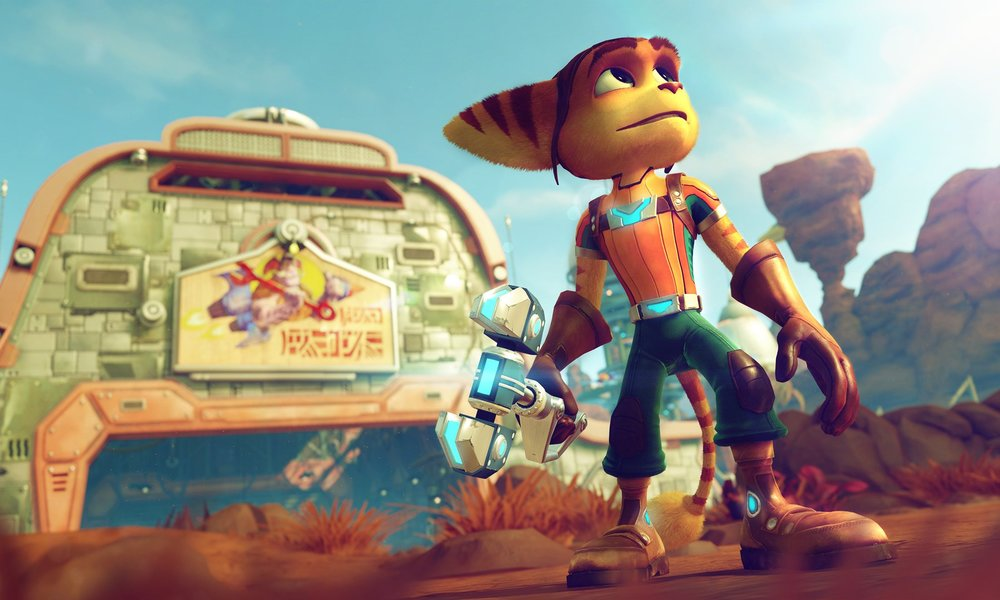 22/04/2016  Ratchet & Clank review - silly fun with a few surprises