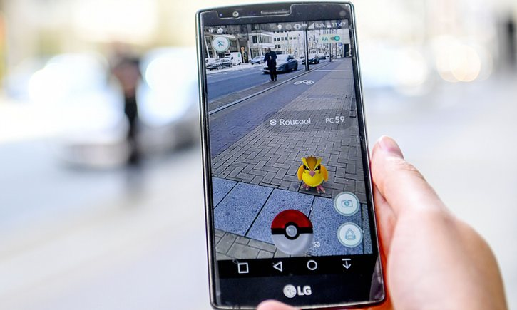 18/07/2016 Pokemon Go: where does augmented reality go next?