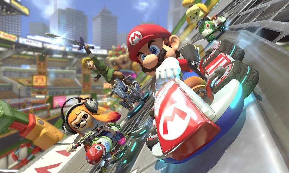 20/04/2017 Mario Kart 8 Deluxe review – the best, most versatile game in the series
