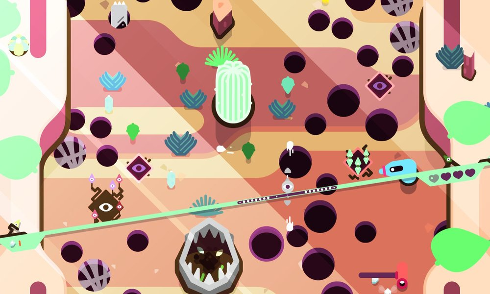03/05/2017  TumbleSeed review: exciting arcade update that's full of holes – in a good way