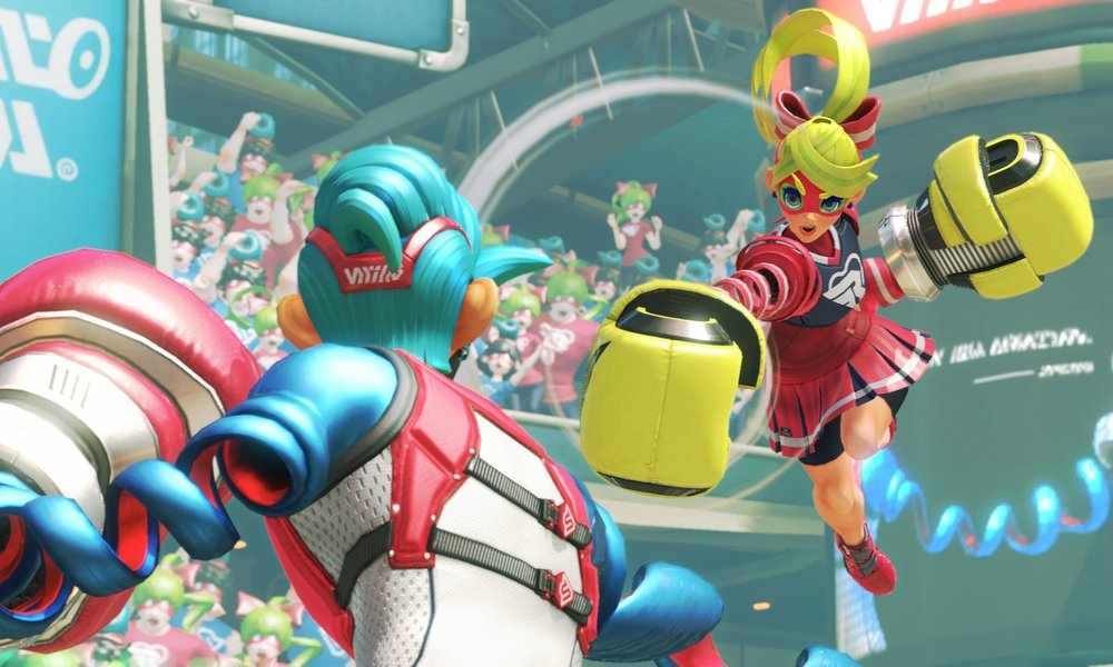 16/06/2017  Arms review: Nintendo's springy limbed fighting game is ridiculous fun