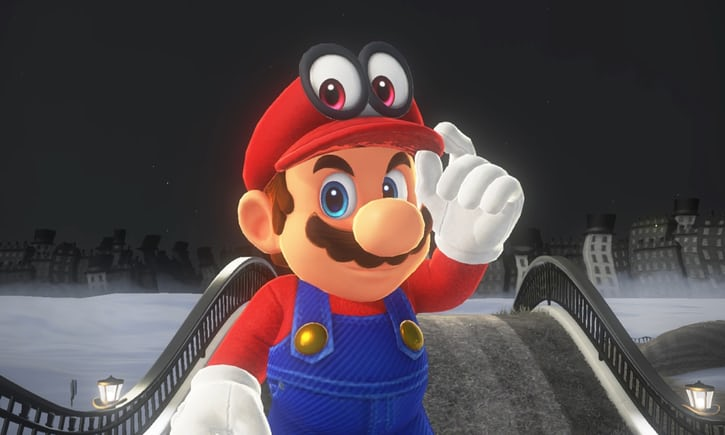 26/10/2017  Super Mario Odyssey review: controlling a sentient hat has never been so fun