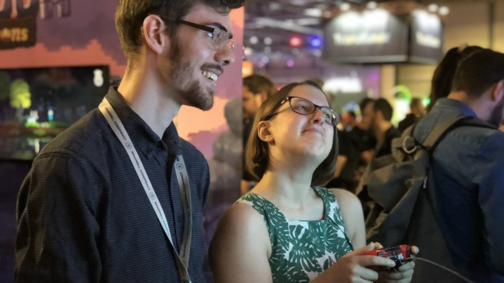 Episode 6: EGX – Indie games