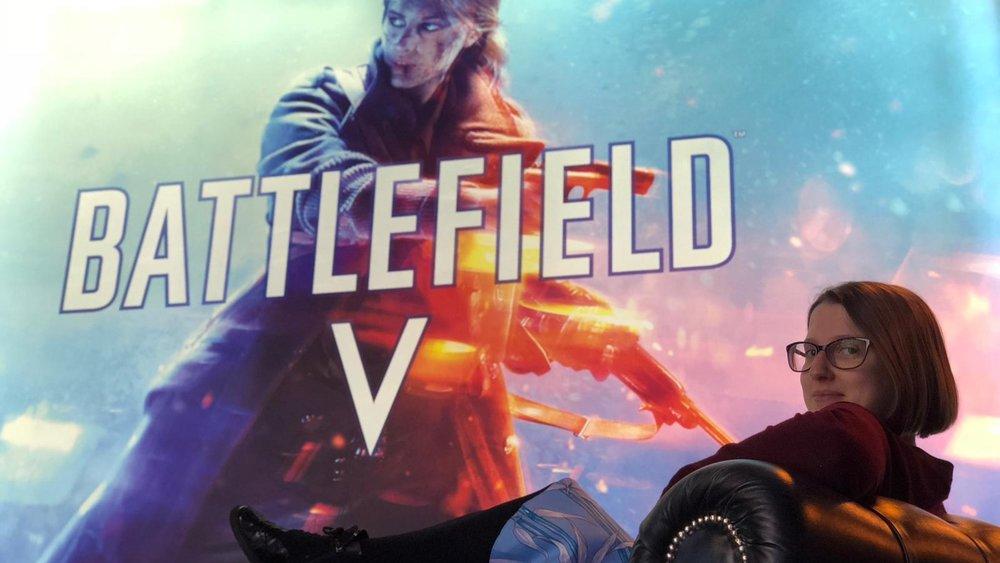 Episode 8: Battlefield V