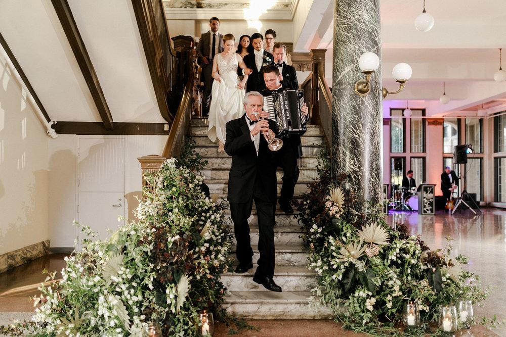 Alison Bryan Belle Isle Casino Wedding With Amanda Andrew