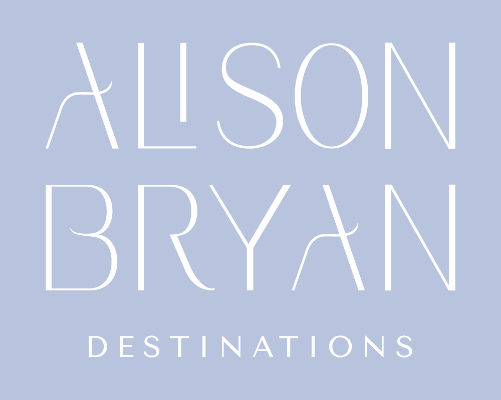 Alison Bryan | Destination Wedding Planners