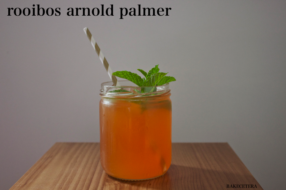 rooibos arnold palmer
