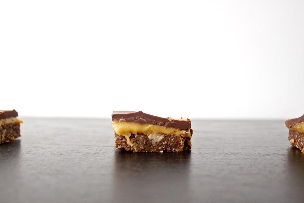peanut butter nanaimo bars