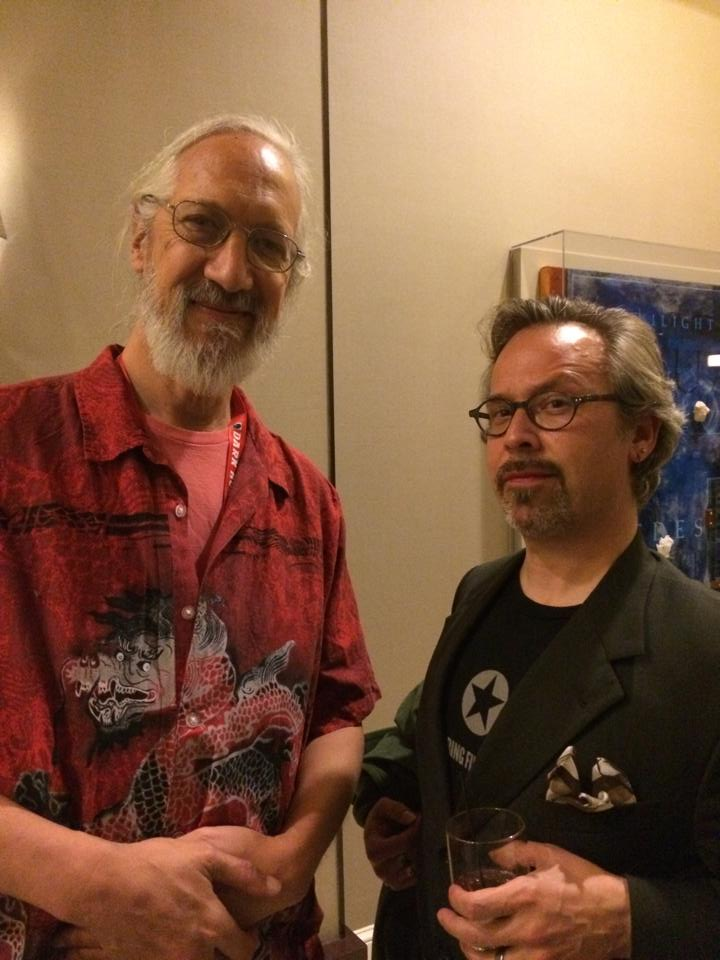 Steve meets Mark