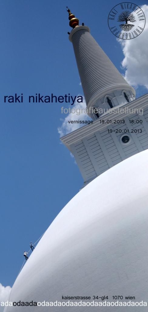 Ruvanvelisaya Dagoba © Raki Nikahetiya
