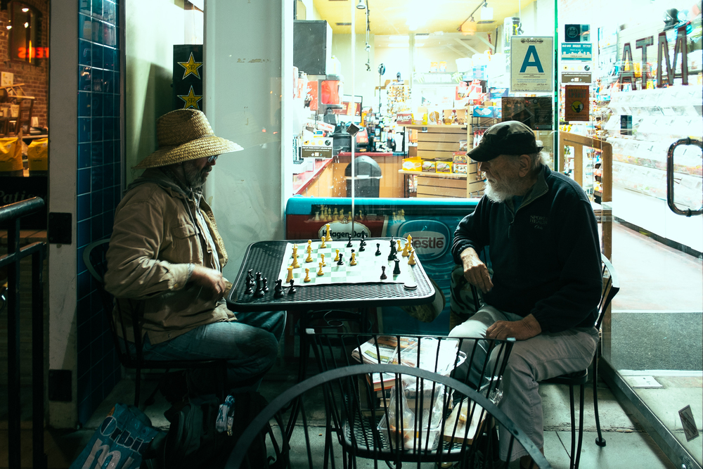 Chessmate, Los Angeles