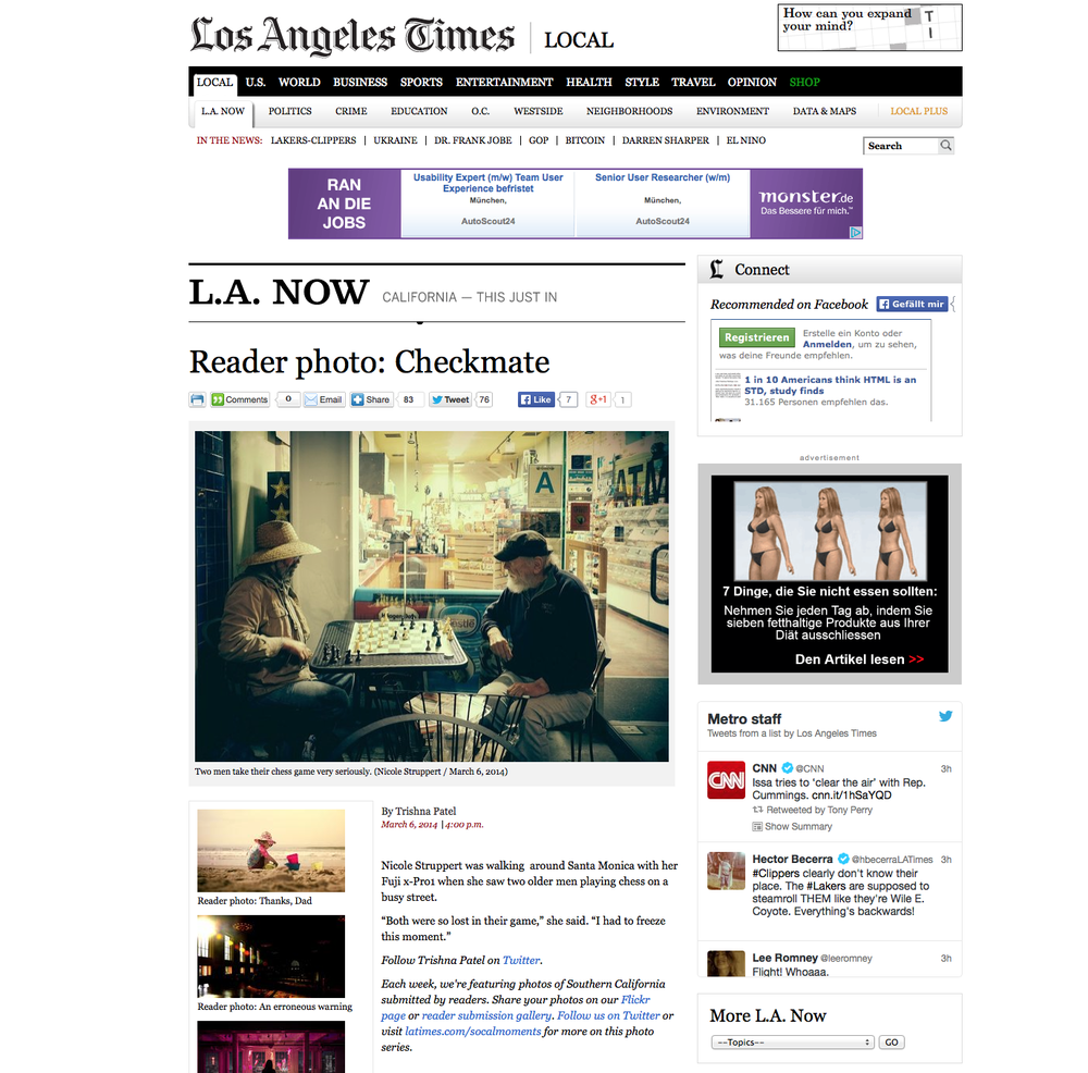 LA Times _ Chessmate