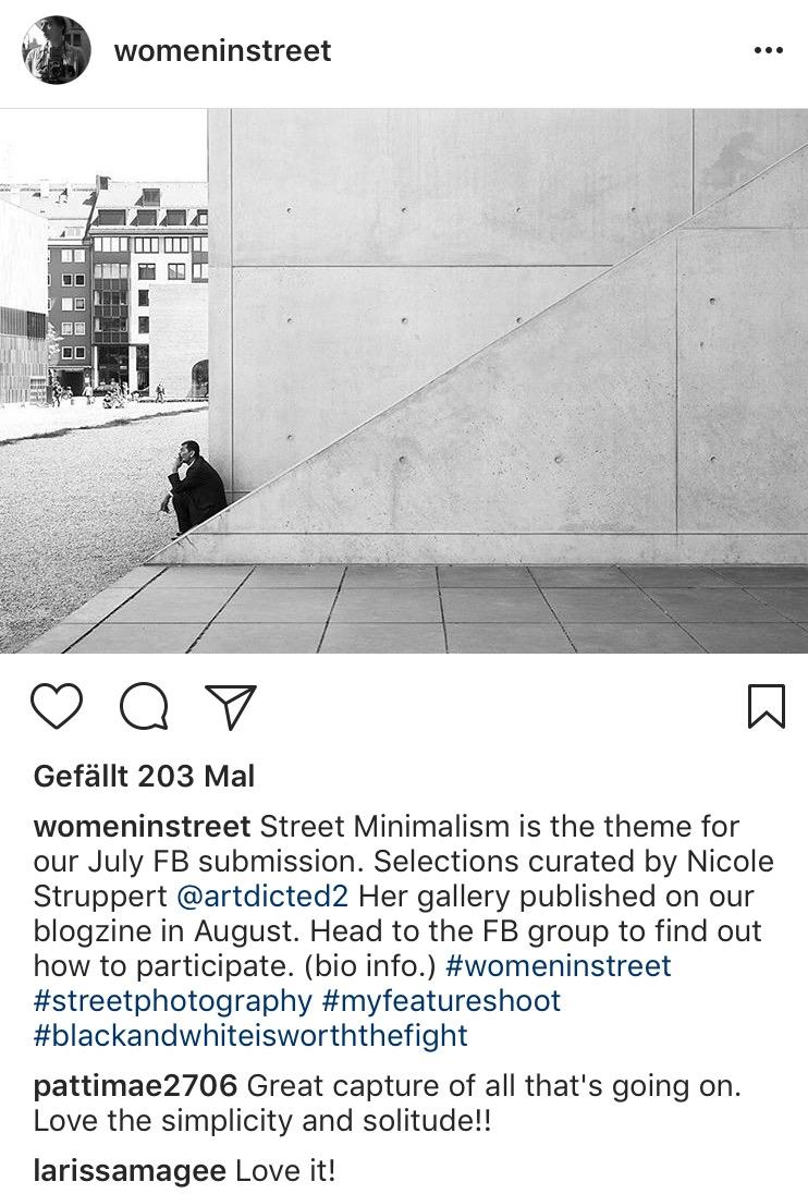 Women in Street