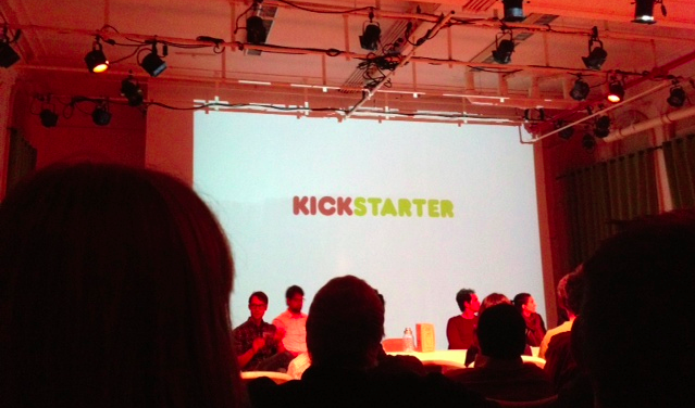 #MakeIt NYC: Secrets of Kickstarter Panel