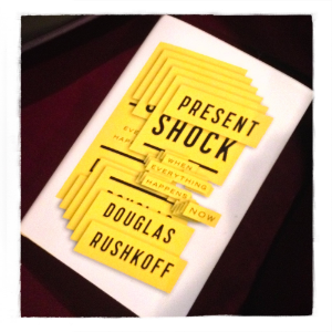 Present Shock, Digital Paths and Content Journeys