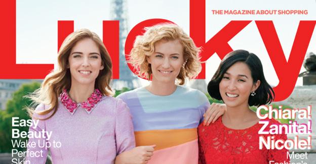 Lucky Magazine February 2015