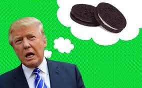"""I'm never eating Oreos again."" Photo Illustration by The Daily Beast"