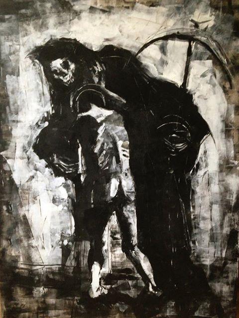 artwork by Danielle Otrakji www.danielleotrakji.com