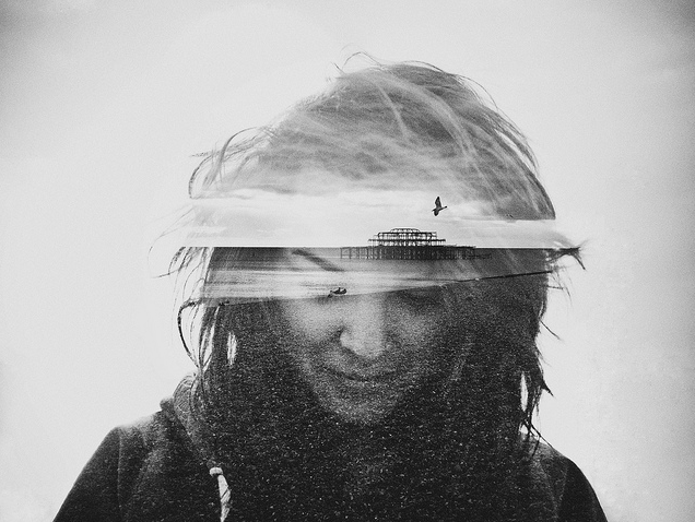 The double exposures of Dan Mountford are incredible.