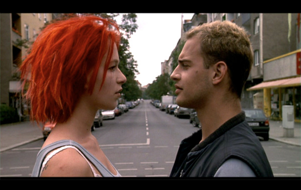 Great  frame-by-frame  of Run Lola Run