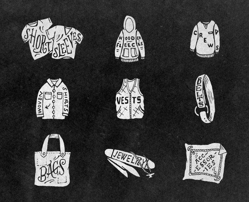 Really love the hand-illustration style of  Jon Contino .