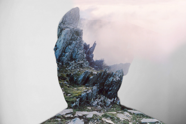 Really digging these landscape portraits from Matt Wisniewski