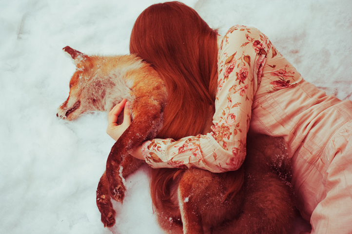 Photography by Laura Makabresku.