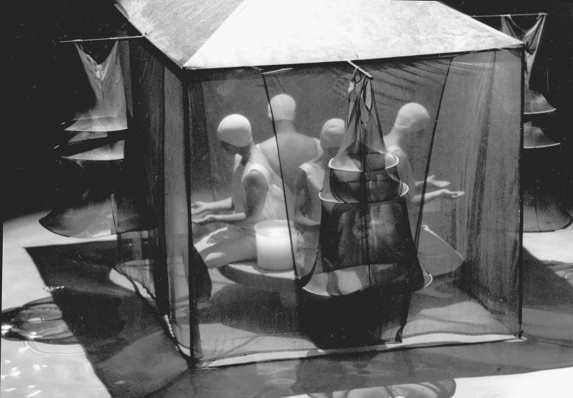 Hortulum tenebrum, 2001