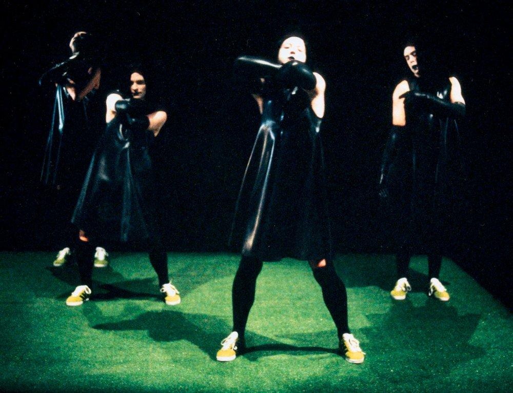 Corps, 1998