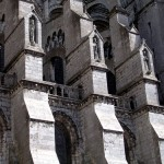 Chartres-Cathedral-Flying-Buttress
