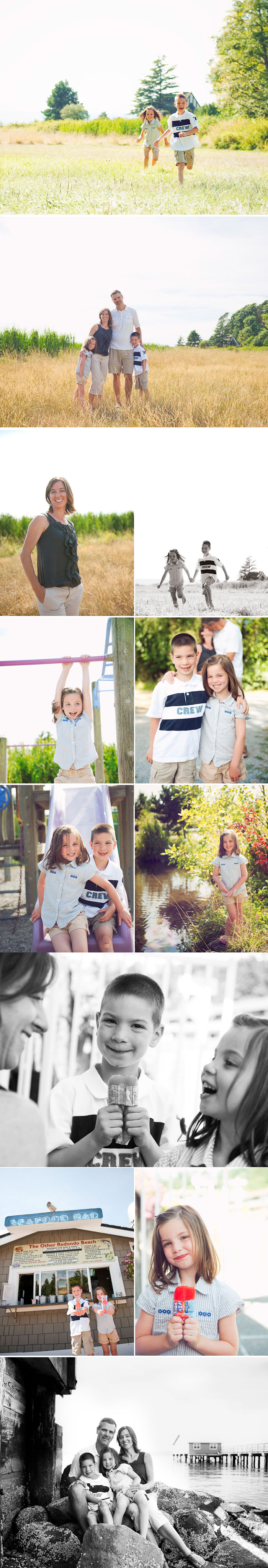 Burien Normandy Park Des Moines Family Photographer