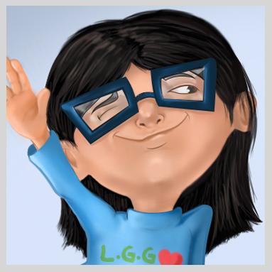 L.G.G I Character Design