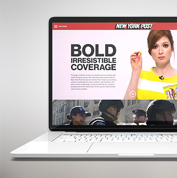 NYP Video Media Website